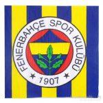 Fenerbahçe takım partisi kağıt peçete