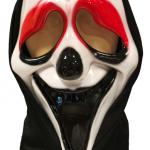 cadılar bayramı maskesi