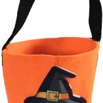 Cadılar bayramı şeker toplama çantası