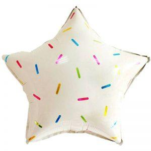 Sparkle Yıldız Folyo Balon