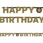 Doğum Günü Partisi Harf Afiş