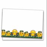 Asker Emoji Partisi Masa Örtüsü