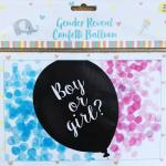 bebek cinsiyet belirleme partisi balonu