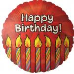 Doğum Günü Uçan Balon