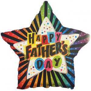 Babalar Günü Folyo Balon ve Ağırlık