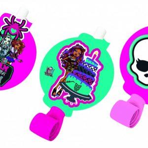 Monster High partisi uzayan düdük