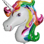 Unicorn Partisi Supershape Folyo Balon
